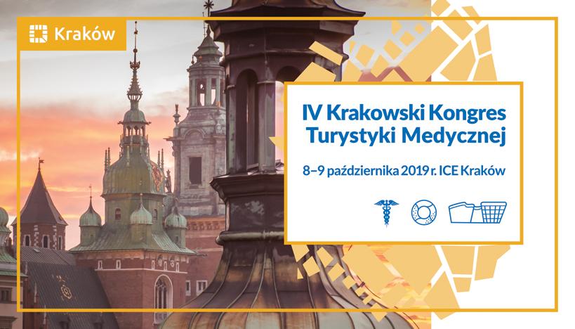 Patronat – IV Krakowski Kongres Turystyki Medycznej X.2019