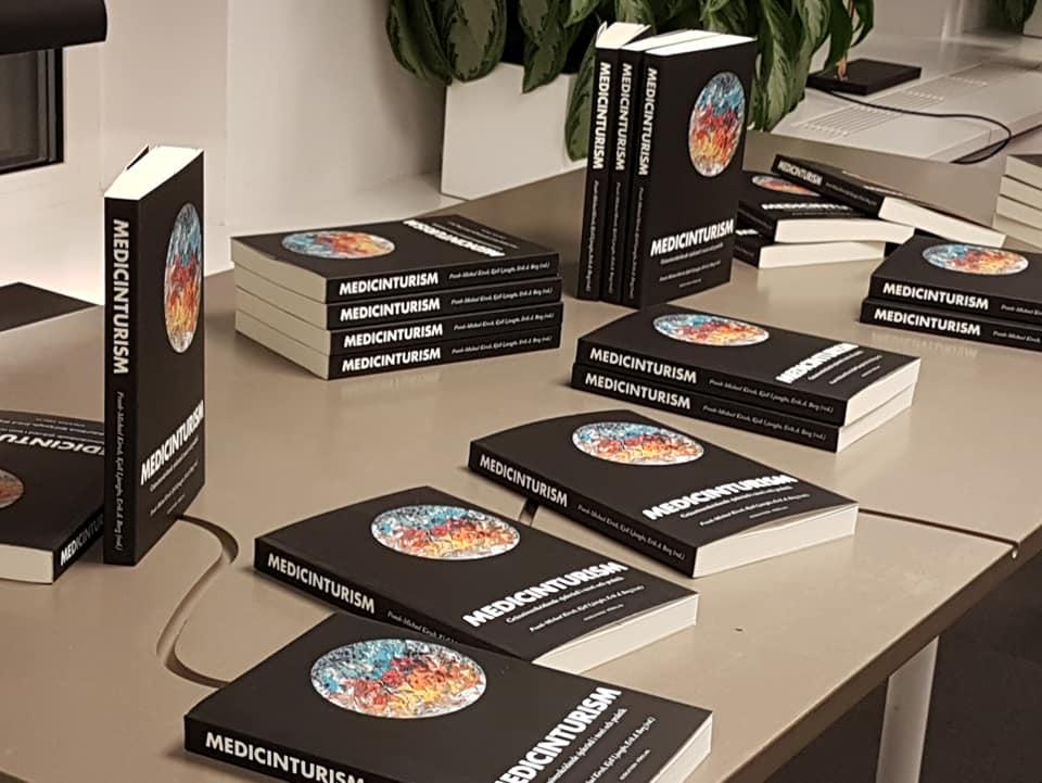Transgraniczna opieka zdrowotna w teorii i praktyce. Nowa książka na rynku szwedzkim.