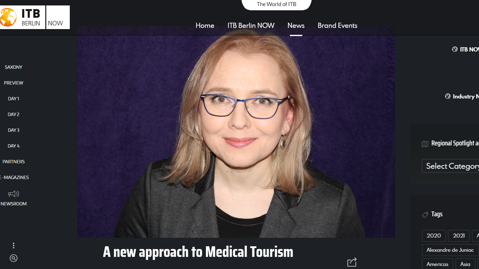 Read more about the article The interview with dr Anna Białk-Wolf at the ITB News